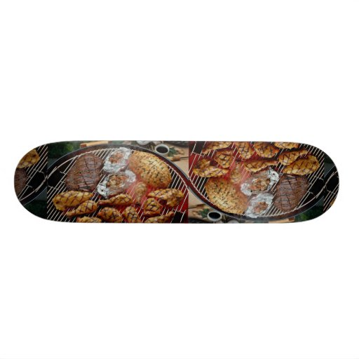Delicious Grilled chicken Skateboards