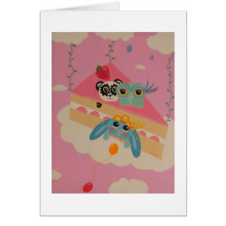 Delicious Imagination Card
