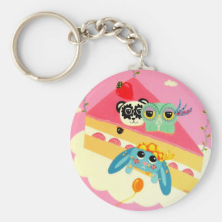 Delicious Imagination Keychain