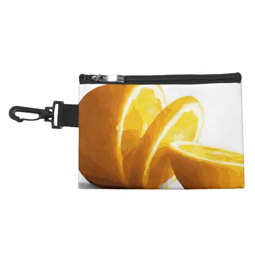 Delicious Juicy Orange Slices Accessories Bag