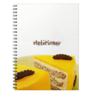 delicious notebook