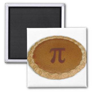 Delicious Pi 2 Inch Square Magnet