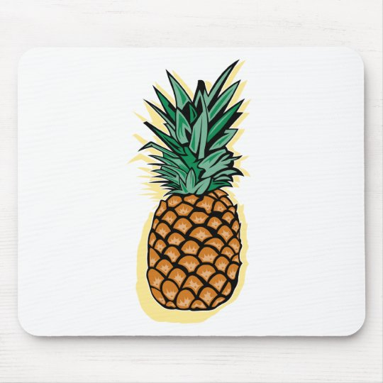 Delicious Pineapple Mouse Pad