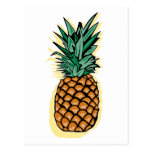Delicious Pineapple Postcard