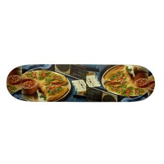 Delicious Pizza Custom Skate Board