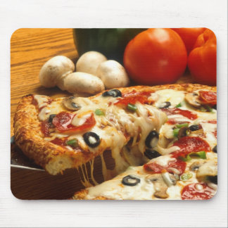 Delicious Pizza Mouse Pad