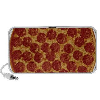 Delicious Pizza Pie Portable Speakers