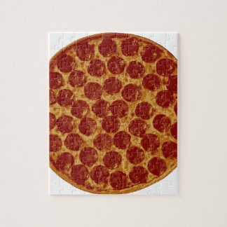Delicious Pizza Pie Puzzles