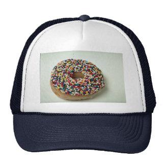 Delicious Rainbow sprinkle donut Trucker Hat