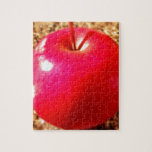 Delicious Red Apple Jigsaw Puzzle