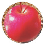 Delicious Red Apple Party Plate
