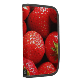 Delicious Red Strawberries Planner