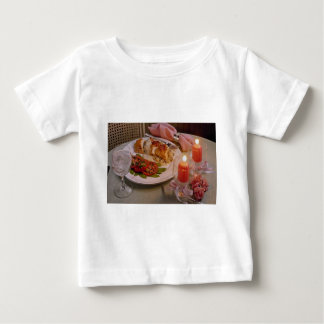 Delicious Romantic candlelight supper T Shirt
