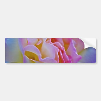 Delicious rose and meaning bumper sticker