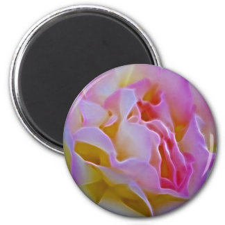 Delicious rose and meaning magnet