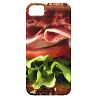 Delicious Sandwich iPhone Case iPhone 5 Cases