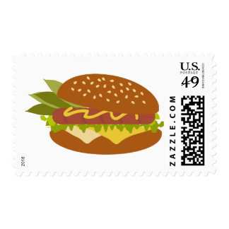 Delicious Sandwich Postage