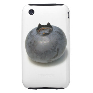 Delicious Single Blueberry Fruit Tough iPhone 3 Cover