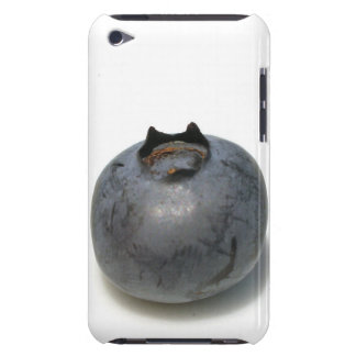 Delicious Single Blueberry Fruit iPod Touch Cases