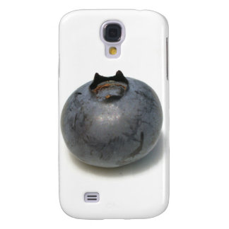 Delicious Single Blueberry Fruit Galaxy S4 Case