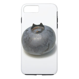 Delicious Single Blueberry Fruit iPhone 8 Plus/7 Plus Case
