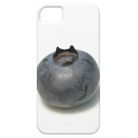 Delicious Single Blueberry Fruit iPhone SE/5/5s Case