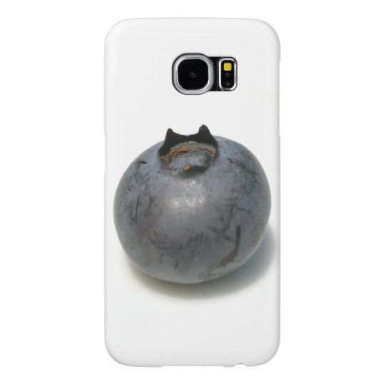Delicious Single Blueberry Fruit Samsung Galaxy S6 Case