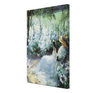 Delicious Solitude Canvas Print