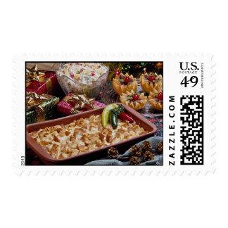 Delicious Southwestern brunch casserole Postage Stamp