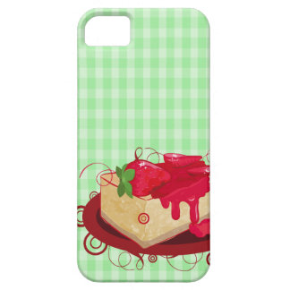 Delicious Strawberry Cheesecake iphone5 case