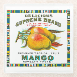 Delicious Supreme Mango Preserved Tropical Fruit