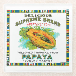 Delicious Supreme Papaya Preserved Tropical Fruit
