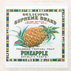 Delicious Supreme Pineapple Preserved Tropical Fruit