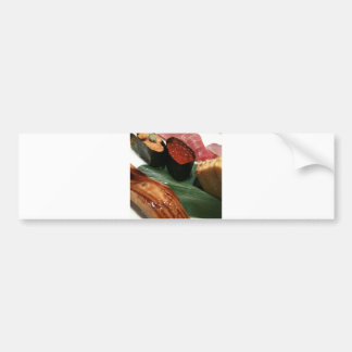 Delicious Sushi Bumper Sticker