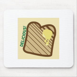Delicious Toast Mousepads