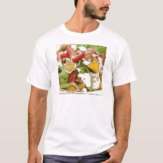 Delicious Tomato, Avocado and feta cheese salad T-Shirt