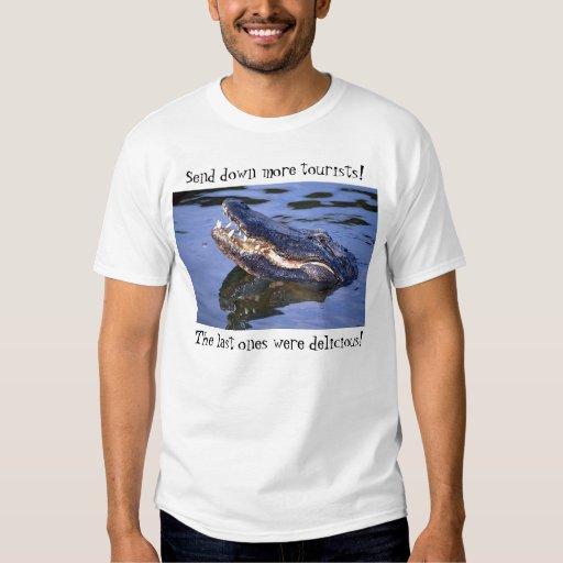 Delicious Tourists T T-Shirt