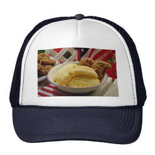 Delicious Vanilla ice cream Trucker Hat