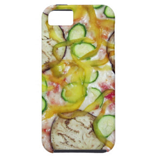 Delicious vegetarian pizza iPhone SE/5/5s case