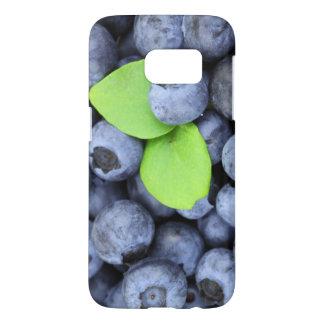 Delicious Wild Blueberries Samsung Galaxy S7 Case