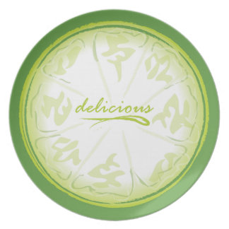 Deliciuos Meal Dinner Plate