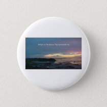 Delight Beauty Pinback Button