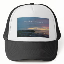 Delight Beauty Trucker Hat