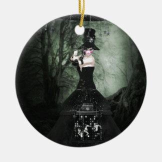 Delight Ceramic Ornament