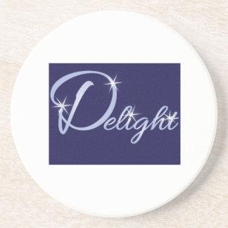 Delight Drink Coaster