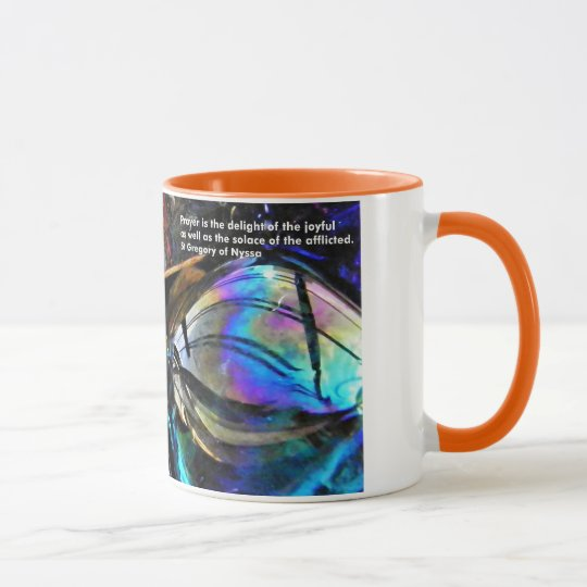 Delight of the Joyful Coffee Mug
