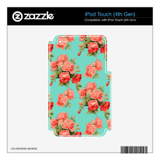 Delight One-Hundred Percent Agreeable Ethical iPod Touch 4G Decals