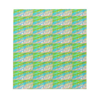 DELIGHT Sparkle Green Dream Ideal GIFTS FUN Note Pads