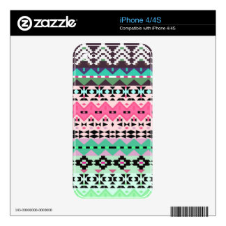 Delight - Tribal iPhone 4 Skin