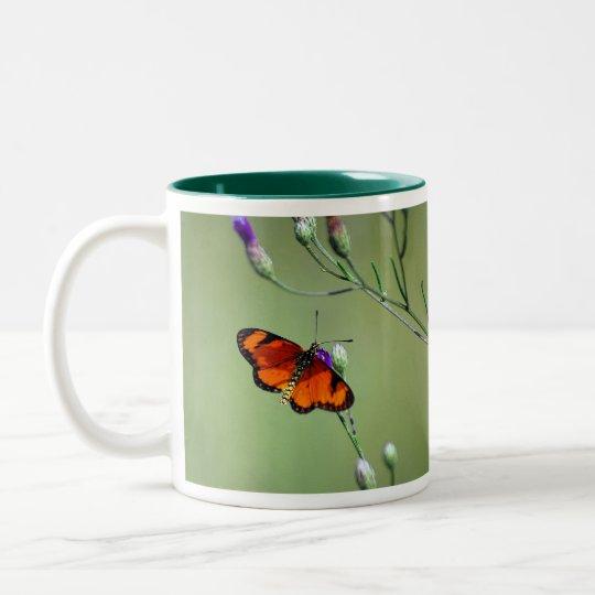 Delight Two-Tone Coffee Mug